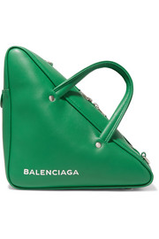 Balenciaga Duffle small leather tote