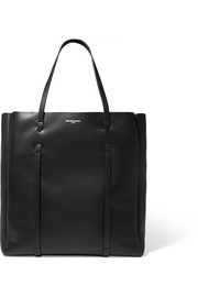 Balenciaga Textured-leather tote