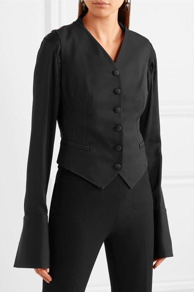 Dolce & Gabbana Weste aus einer Wollmischung