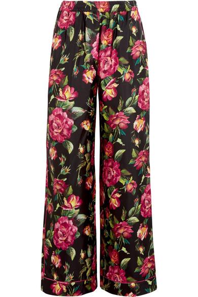 Dolce & Gabbana. Floral-print ...