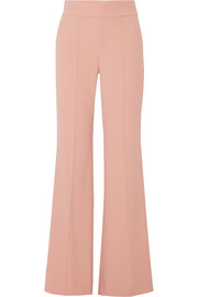 Alice + Olivia Dawn crepe wide-leg pants