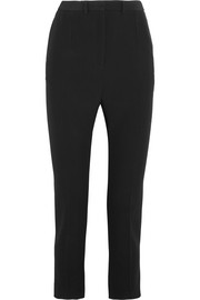 Grain de poudre wool-blend slim-leg pants