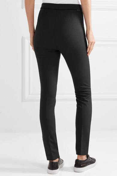 Moncler Leggings aus Stretch-Twill