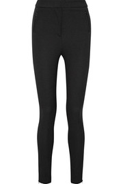 Moncler Stretch-twill leggings