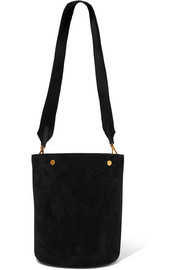 Marni Suede bucket bag