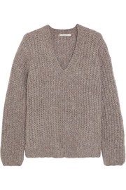 Odeon ribbed-knit sweater