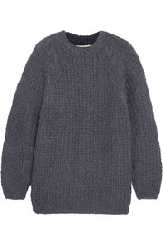 Darma oversized mohair-blend sweater