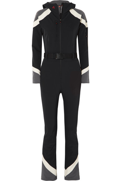 Perfect Moment Allos hooded ski suit
