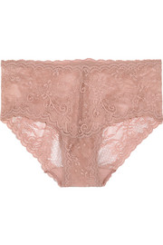 Cosabella Trenta stretch-lace briefs