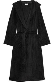 Elevated Leisure velour robe