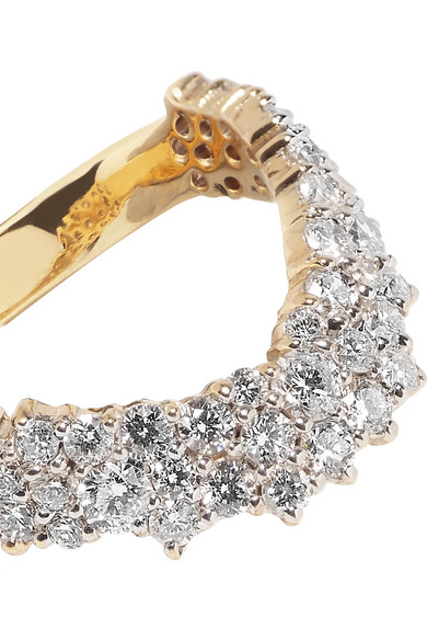 Diamond Simplicity Ring Ana Khouri ahkqzi