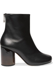 Maison Margiela Leather ankle boots