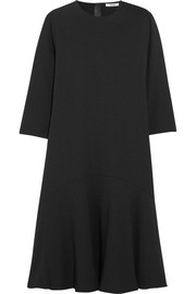 GANNI Clark crepe dress