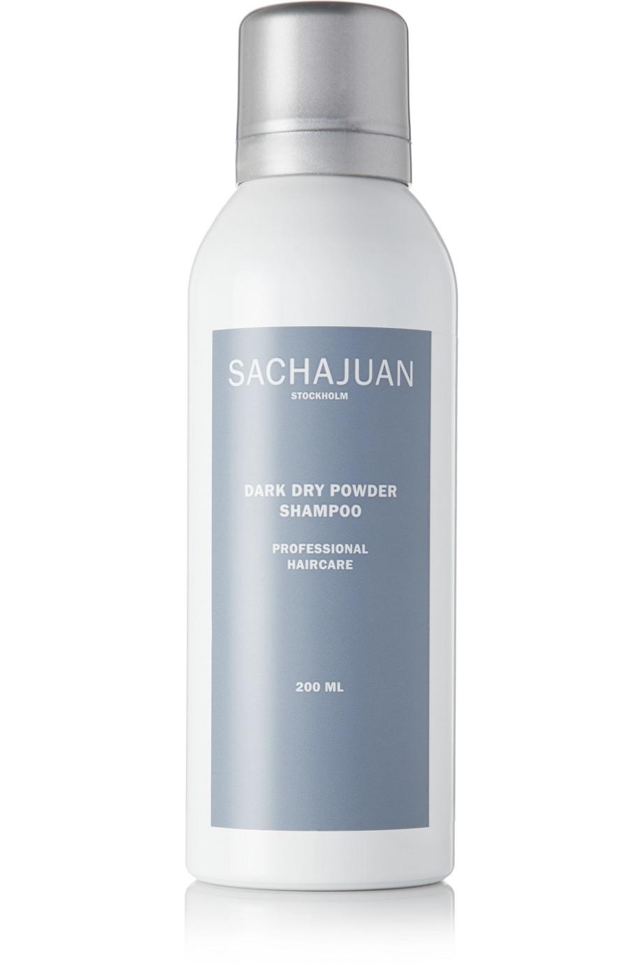 SACHAJUAN Dark Dry Volume Powder Shampoo, 200ml