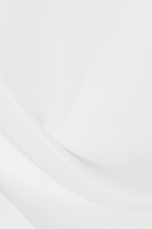 White Layla Washed-silk Camisole | Equipment