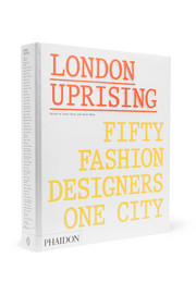 London Uprising hardcover book