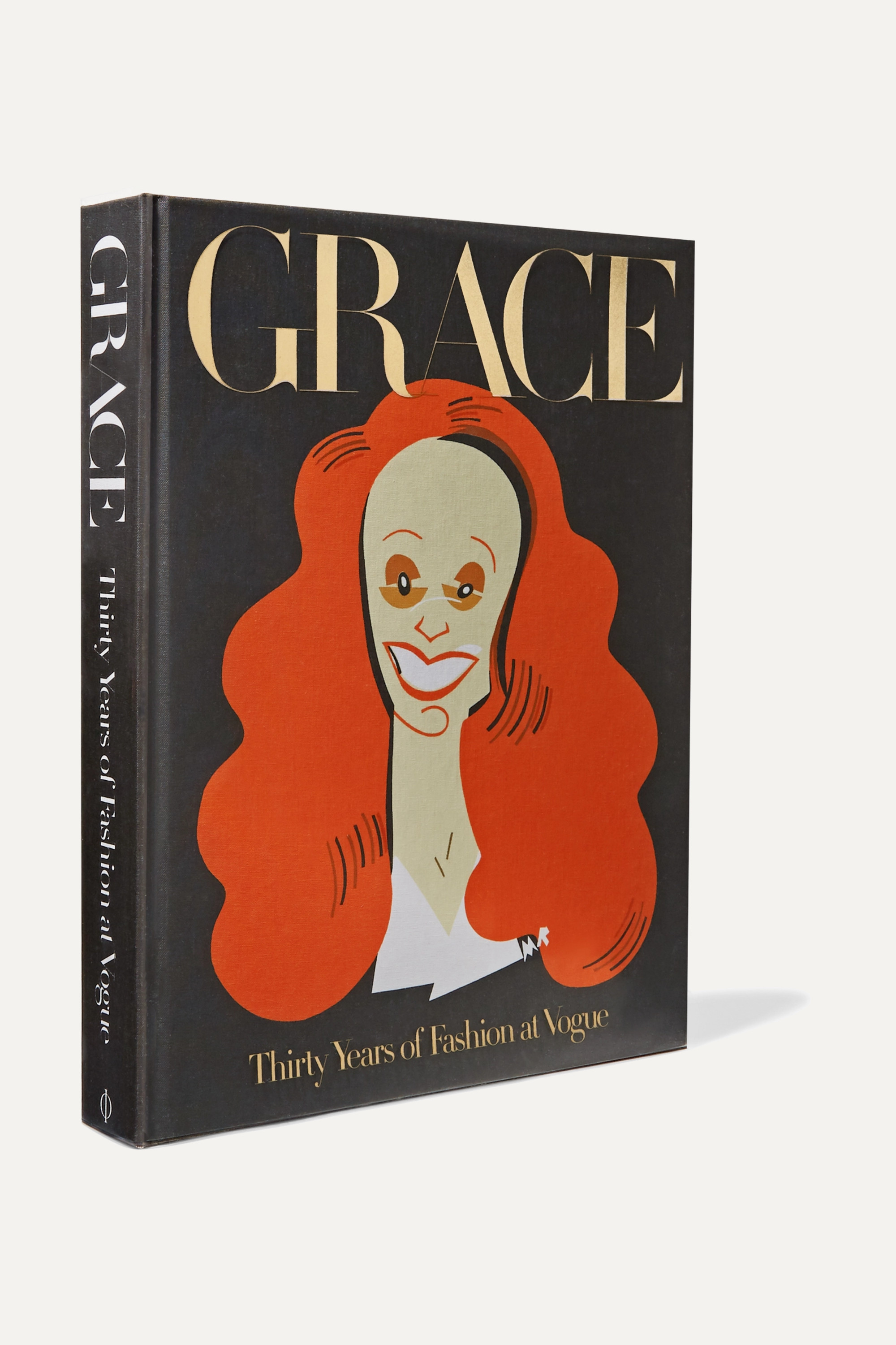 Phaidon Grace: Thirty Years of Fashion at Vogue hardcover book