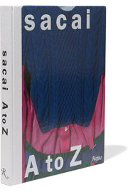 Rizzoli Sacai: A to Z hardcover book