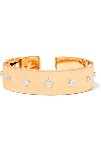 Macri 18-karat Gold Bracelet - M Buccellati 4AjAZ