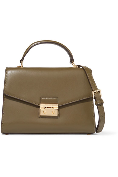 89611cadd5dc0 MICHAEL Michael Kors. Sloan medium leather shoulder bag