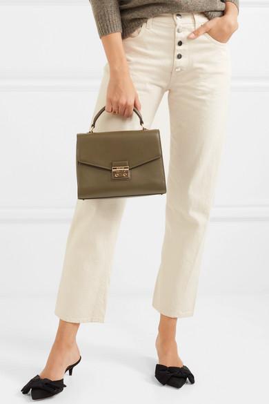 75330576d2efe6 MICHAEL Michael Kors | Sloan medium leather shoulder bag | NET-A ...