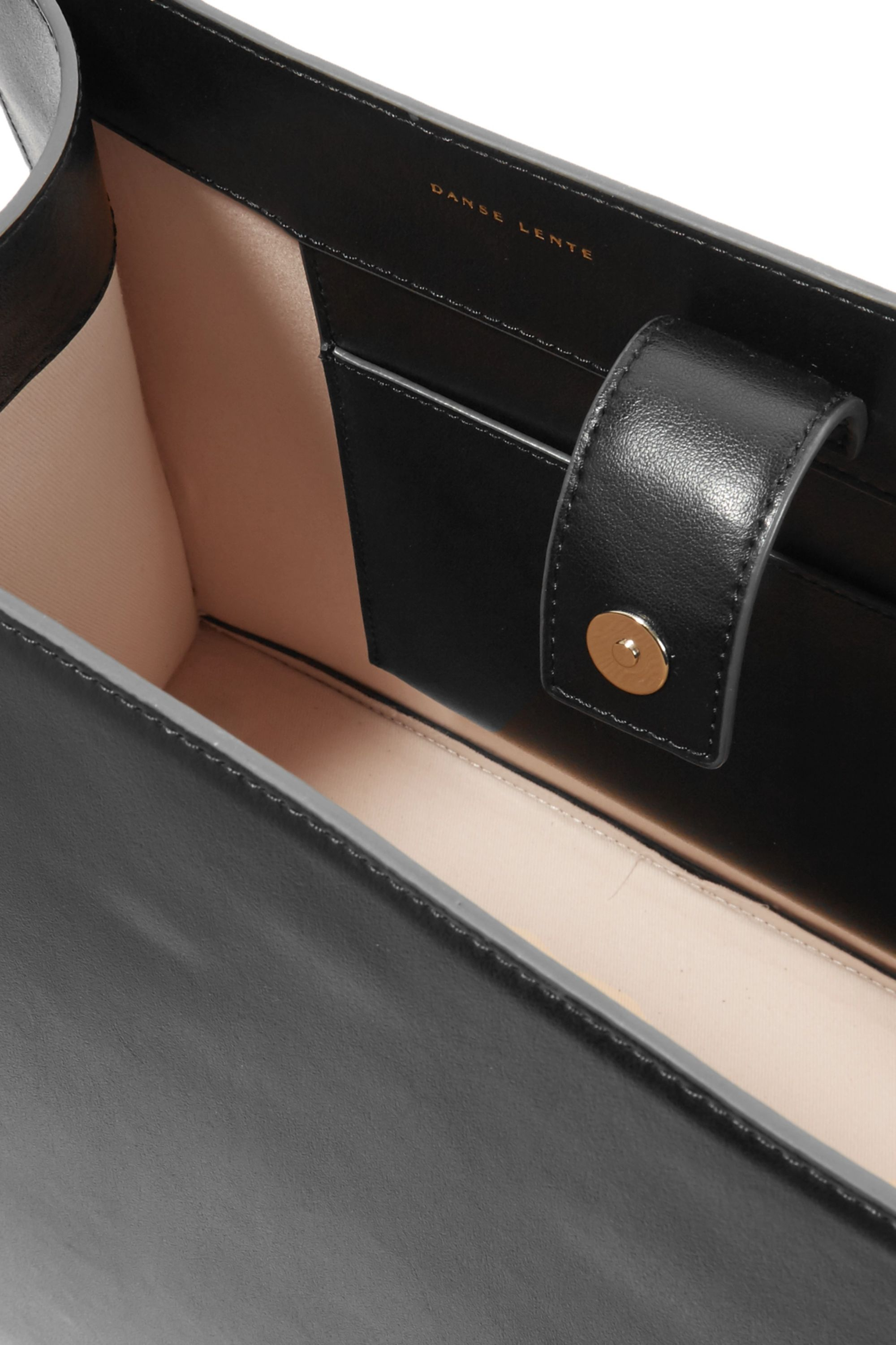 Danse Lente Young leather tote