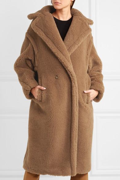 Manteau camel hair