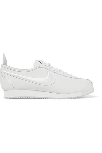 Cortez 72 SI embroidered leather sneakers