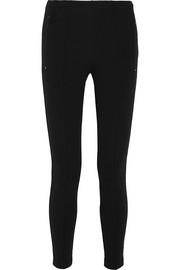 Balenciaga Stretch-ponte skinny pants