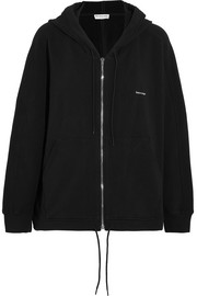 Balenciaga Cocoon oversized stretch-cotton hoodie