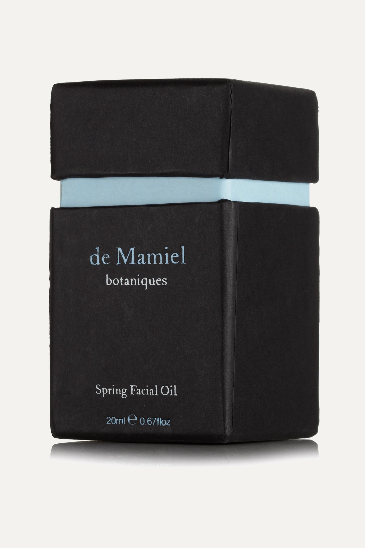 de Mamiel Spring Facial Oil, 20ml