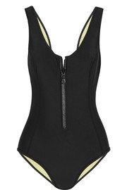 Coastal neoprene swimsuit