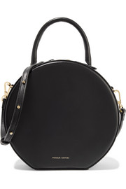 Mansur Gavriel Circle leather shoulder bag