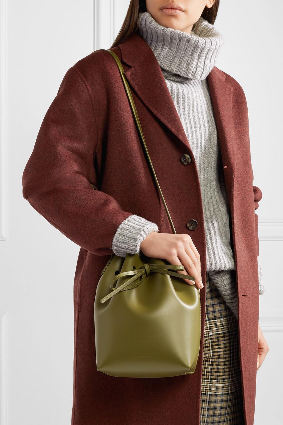 1d12173a43 Otto Medium Striped Leather Shoulder Bag