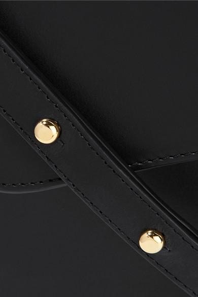 Mansur Gavriel Envelope Schultertasche aus Leder