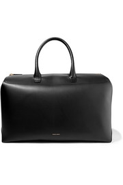Mansur Gavriel Travel leather weekend bag