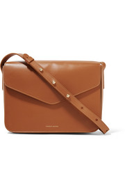 Mansur Gavriel Envelope leather shoulder bag