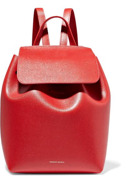 Freies Verschiffen Große Überraschung Mit Dem Verkauf Kreditkarte Online Mansur Gavriel Mini Rucksack aus strukturiertem Leder Rabatt Hohe Qualität Mit Mastercard Wmg7qW