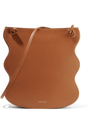 Mansur Gavriel Ocean leather tote