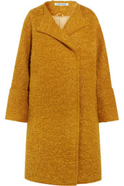 Elizabeth and James Palmoa bouclé coat