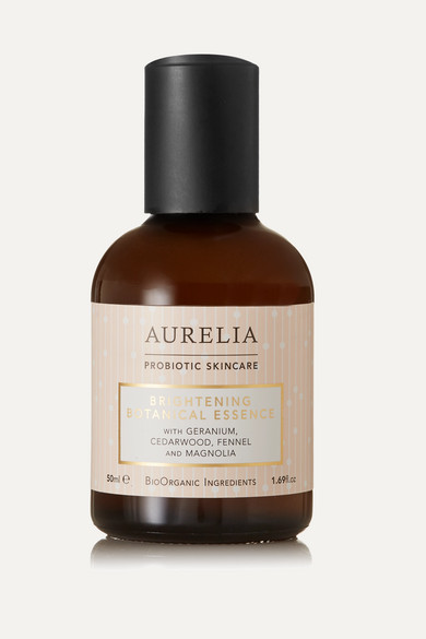 AURELIA PROBIOTIC SKINCARE Brightening Botanical Essence, 50Ml - Colorless