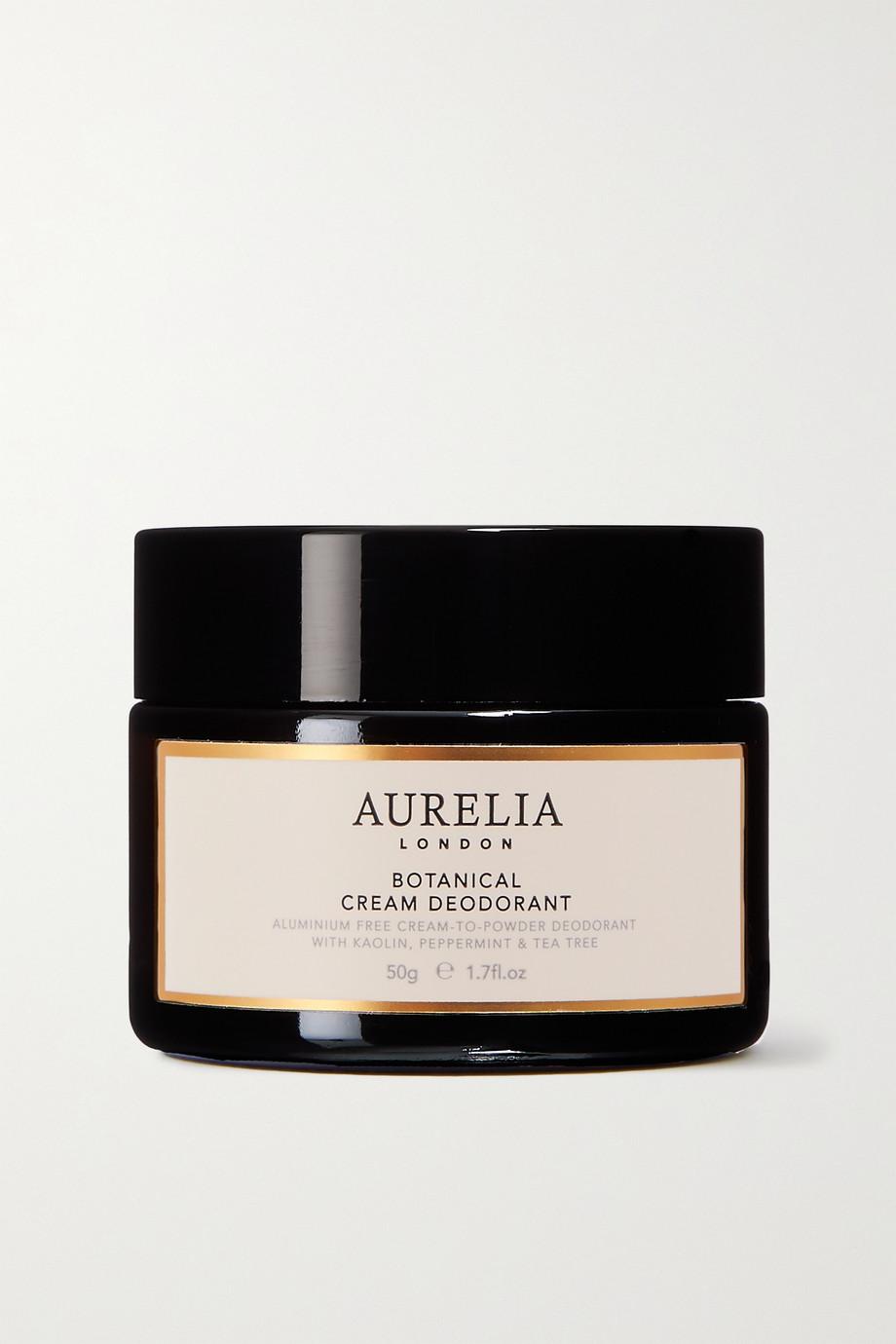 Aurelia Probiotic Skincare + NET SUSTAIN Botanical Cream Deodorant, 50g