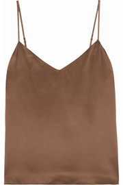 Jane silk camisole