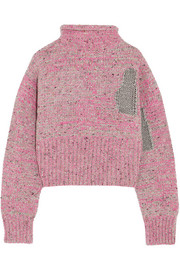 3.1 Phillip Lim Metallic wool-blend sweater