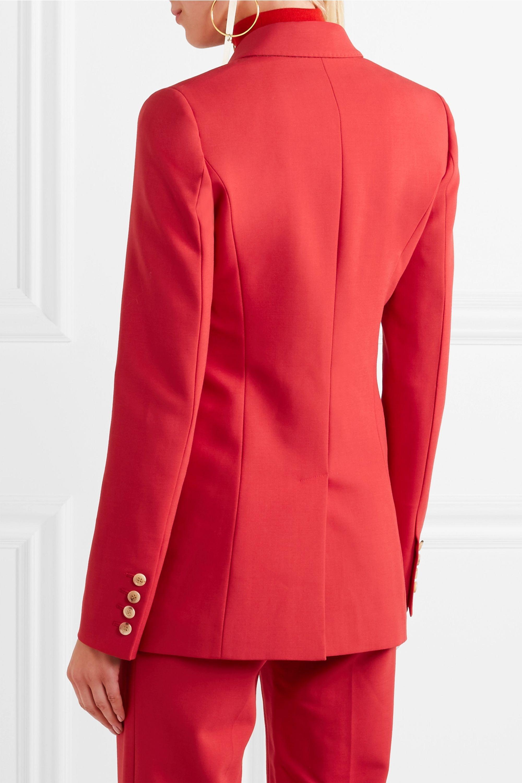 Gabriela Hearst Angela wool-blend blazer