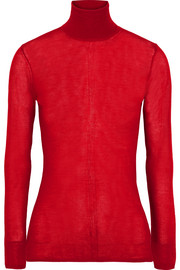 Gabriela Hearst Steinem cashmere-blend turtleneck sweater