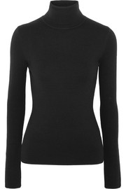 Gabriela Hearst Wool-blend turtleneck sweater