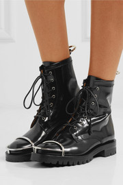 Alexander Wang Lyndon leather ankle boots