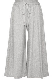 Stretch-jersey culottes
