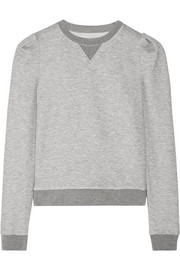 Adam Lippes Stretch-jersey sweatshirt